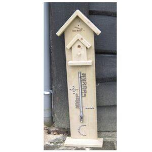 Thermometer geïmpregneerd